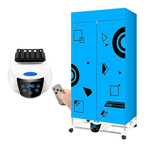 ZZQZZQ Multifuncional Secador Eléctrico Secadora