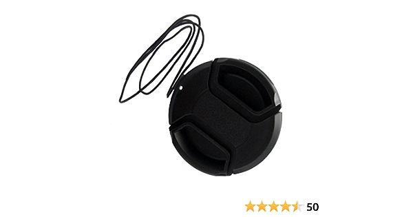 Ogquaton 40,5-mm-Objektivdeckel zum Aufschnappen f/ür Kameraobjektive Elegant und praktisch