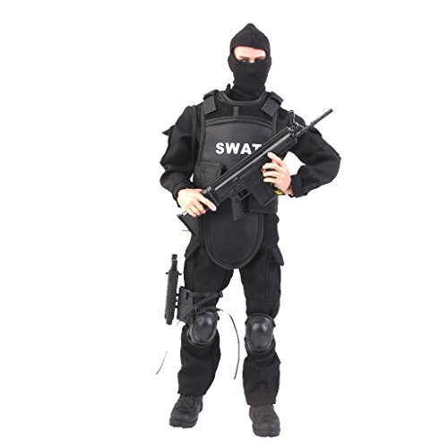 sharprepublic Juguete 1/6 Militar Ejército Combate Figura Modelo Acción Soldado