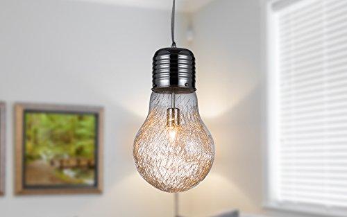 Lampada Vintage Industriale : Lampadario vintage lampadario lampadina gigante lampadario