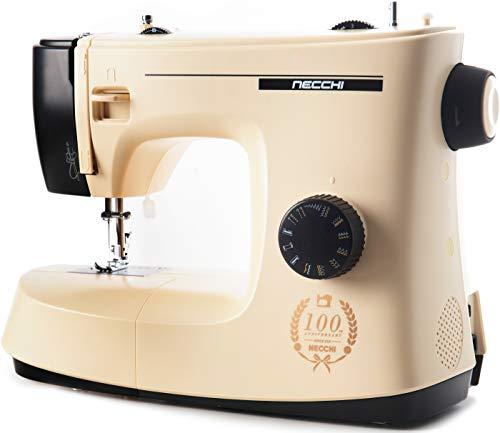 Necchi New Mirella - Máquina Coser 17 Puntos Costura