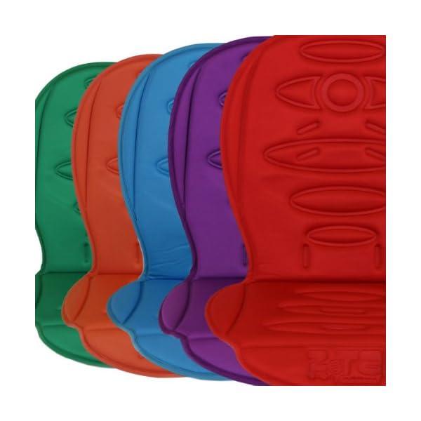 ZETA VOOOM - Warm Red + Warm Red Padded Liner ZETA  3