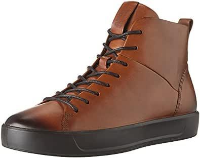 ECCO Soft 8 Tie Fashion Sneaker Lion