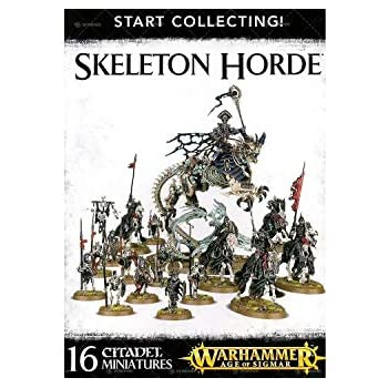 Warhammer Age of Sigmar Nighthaunt + Paint Set: Amazon.fr