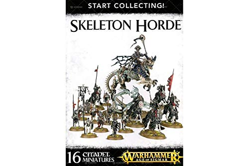Warhammer Age of Sigmar Start Collecting Skeleton...