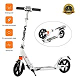 Windwalker Big Wheel Scooter 200 mm Trottinette...