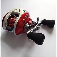 6.3: 112Rodamientos de bolas baitcast Carretes Bait Casting/señuelo de pesca de agua dulce/Pesca/Para diestros LPB100R–FSD