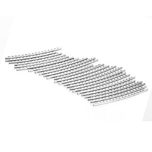 Imagen de profesional 2.2mm tono de plata resistente duradero 24trastes alambre piezas de recambio para  acústica