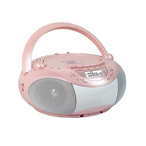 DUOER home Reproductores CD Reproductor CD Grabadora