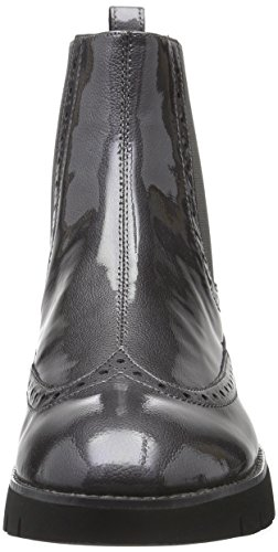 Geox Damen D Blenda A Chelsea Boots Grau (DK GREYC9002)