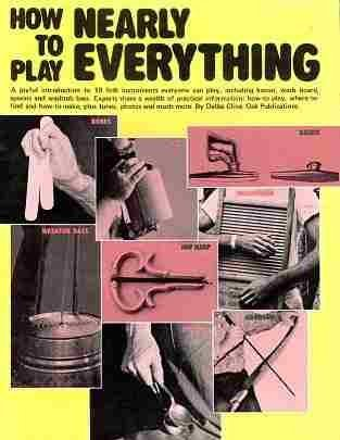 How to Play Nearly Everything by Dallas Cline (1998-07-02)