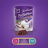 Pediasure Complete Chocolate Formula Milk - 900G Tin, Cabn000141