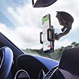 mobilefox® 360° KFZ Halterung Handyhalterung Auto Halterung inkl. KFZ Ladekabel Car Holder Halter für Smartphone Samsung Galaxy S7 / S6 / S5 / S5 mini / J1 / J5 / A7 / A5 / A3 / Alpha / S4 / S4 mini / S4 Active / S3 / S3 mini / S2 / ATIV S / Note Edge / Note 4 / Note 3 / Note 3 Neo / Note 2 / Trend Lite / Trend Plus / Core / Core Plus / Young / Ace 2 + 3 / Ace Style / Y / S Duos 1 + 2 / mini 1 + 2 / Express / Express II / Mega 6.3 / Pocket 2 - 2