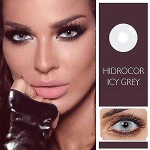 Kontaktlinsen,farbige kontaktlinsen ohne stärke 0.00 Dioptrien – Jahreslinsen