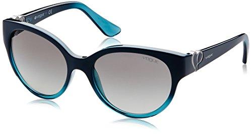 Vogue Gradient Women'S Sunglasses - (0Vo5035S23811156|55. 9|Grey Gradient) image