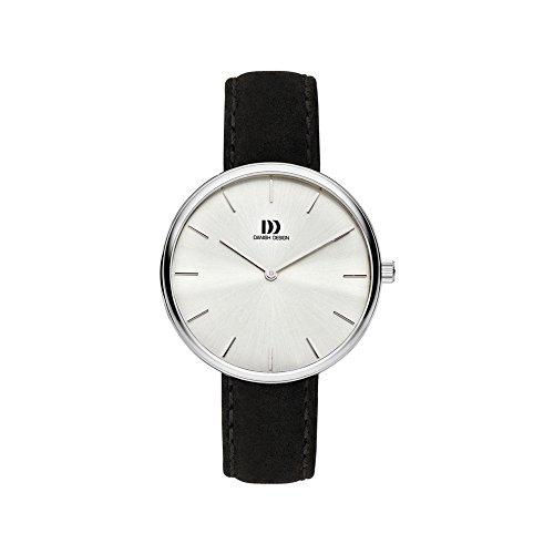 Danish Design Reloj Analógico para Hombre de Cuarzo con Correa en Cuero IQ12Q1243