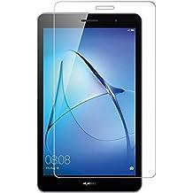 Huawei Mediapad T3 7 3G Pellicola in Vetro, G-Hawk® Huawei Mediapad T3 7 3G Piena Copertura 0.30MM Spessore 9H Durezza Vetro Temperato Protezione Dello Schermo