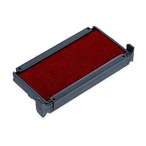 Dormy 55844 Recharge préencrée compatible 4912/4952 Rouge Lot de 10