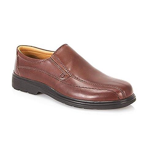 Pavers Slip-On Shoe 310 777 - Brown Size 10 (44)