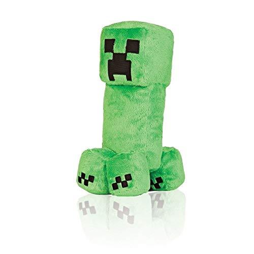 Minecraft 10,5Creeper Plüsch mit Anhängerschild, gefüllt Animal von Jinx Preisvergleich