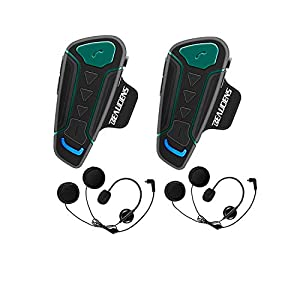 Intercomunicador Casco Moto Bluetooth, BEAUDENS