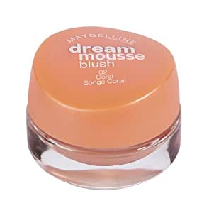Gemey Maybelline - Blush - Dream Mousse Blush - N°02 Songe Corail