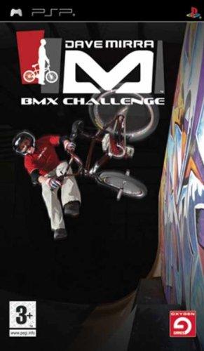 Oxygen Games Dave Mirra BMX Challenge, PSP