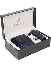 Cazzano Printed Men's Tie Set (TCPNC227)