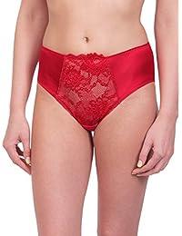 "Rosme Damen Slip Panty, Kollektion ""Red Beauty"""