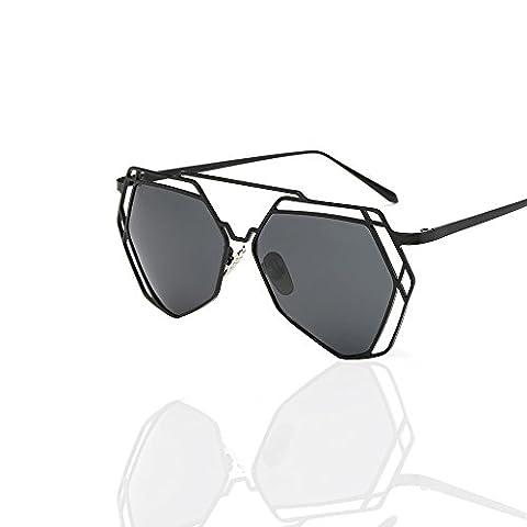 xingsehng Polarisierte Sonnenbrillen, multilaterale Schattierungen, Herren- und Damen-Sonnenbrillen