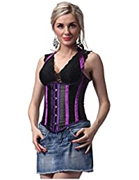 Intimax C040S Bustier, Noir (Negro), 34 (Taille Fabricant: Small) Femme