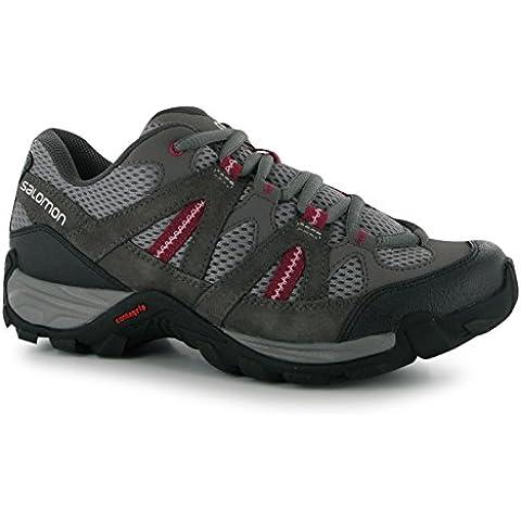 Salomon - Zapatillas de senderismo para mujer