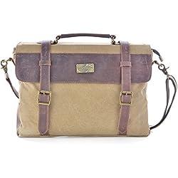 Gootium 30825KA Canvas Messenger Bag For 14