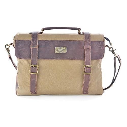 Gootium 30825KA Canvas Messenger Bag