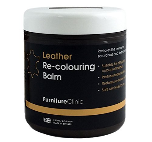 Leather Recolouring Balm (Navy B...