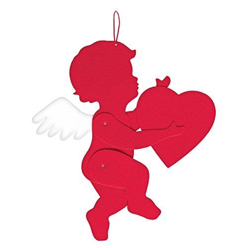 pier Cupid, 56 x 41 cm, Rot ()