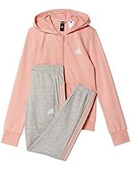 Adidas BP8831 - Chandal para niñas, color Multicolor (Still Breeze), 128 cm