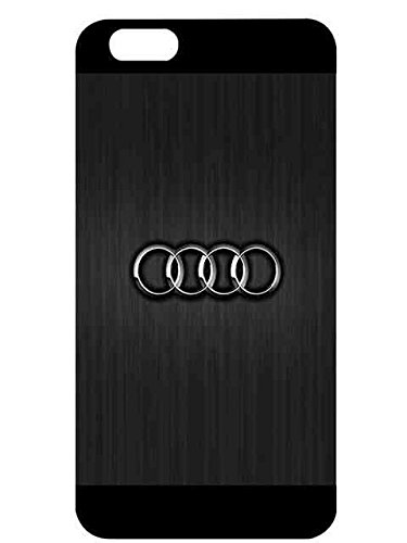 Custom Famous Brand Design Coque Iphone 6 Plus/ 6s Plus 5.5 Case Audi Logo Design Plastic Cover Shell,Newly Design Designs by FirstCaseInfo FiC 02
