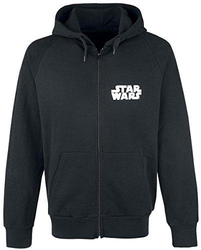 Star Wars Darth Vader - Dark Side Felpa jogging nero XXL