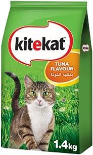 Kitekat Tuna Cat Food - 1.4kg