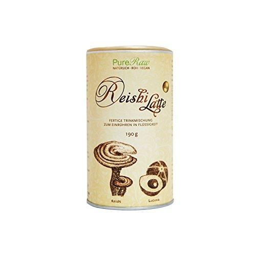 Reishi-Latte, 190 g (Bio & Roh) (1)