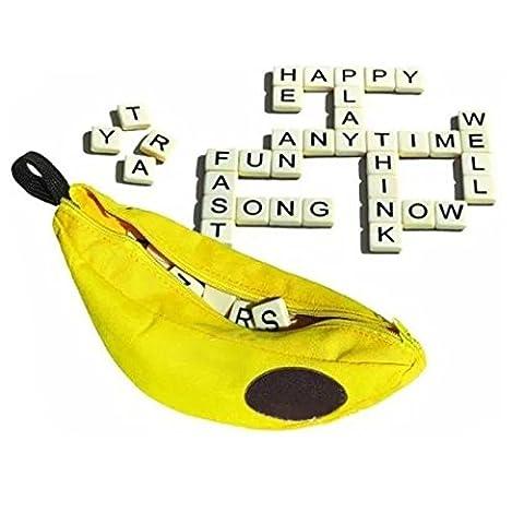 ABBY Puzzles de sol de Lettre de Banana Apprendre mot