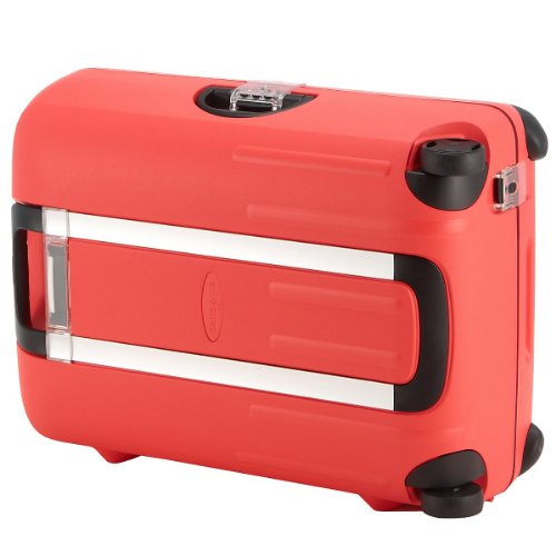 Samsonite Suitcase Termo Young Upright, 67 cm, 69 L, (Red) - 4