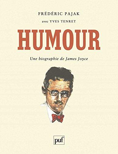 Humour : Une biographie de James Joyce