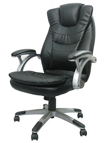 Yanka style luxus c370as poltroncina da ufficio for Sedia da ufficio amazon