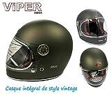 VIPER CASQUE F656 Vintage