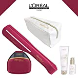 L'oreal - Pack Steampod Red Obsessed (Édition Limitée) Trousse Glossy - fer à...