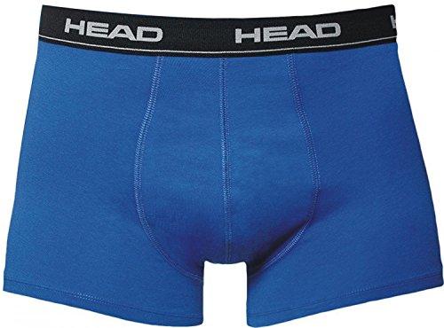 HEAD Herren Boxer Boxershort Unterhose 8er Pack Blue/Black