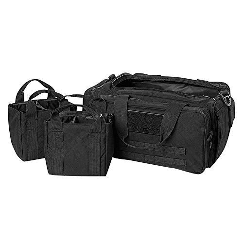 Transport Tactical Duffle Cannae Bag, schwarz Milspec-boot