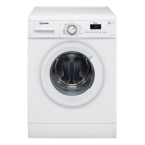 Vedette VLF722W Autonome Charge avant 7kg 1200tr/min A+++ Blanc machine à laver - Machines à laver...